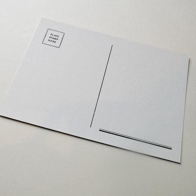 ひゃくまんさ3色ポストカード