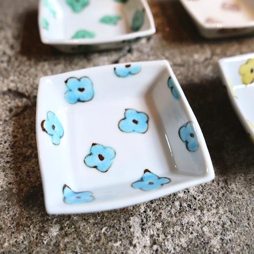 村田菜穂美の豆皿
