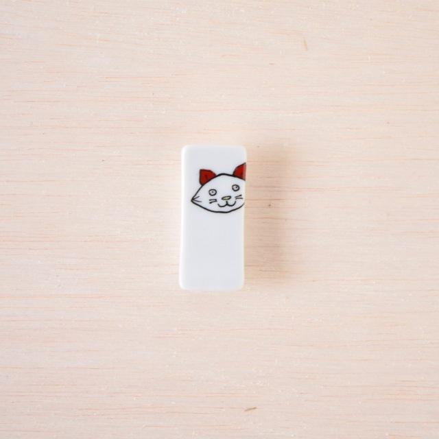 クタニシール 箸置き 子猫