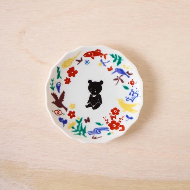 クタニシール YU by KUTANI SEAL 花型皿 はな(一)