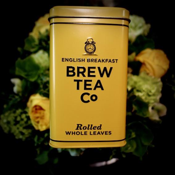 BREW TEA Co イングリッシュブレックファスト