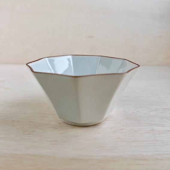 金沢の古道具、器きりゅう 九谷の白 りんか 骨董