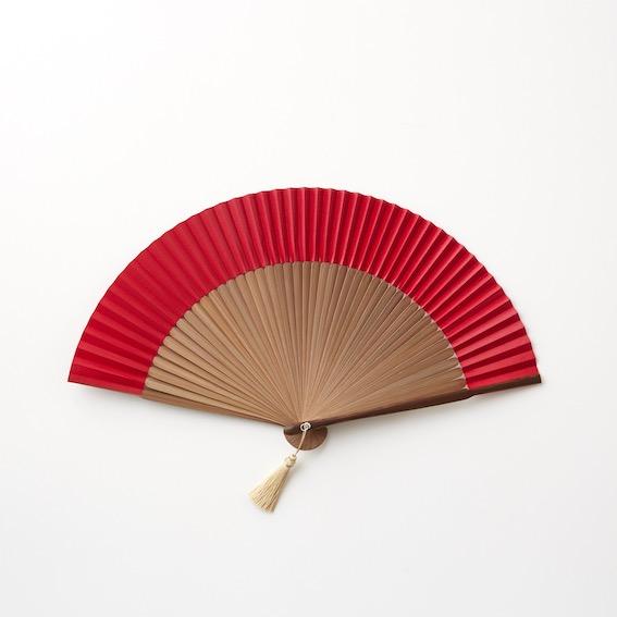 メイド・イン・ジャパンの逸品WDHの京扇子