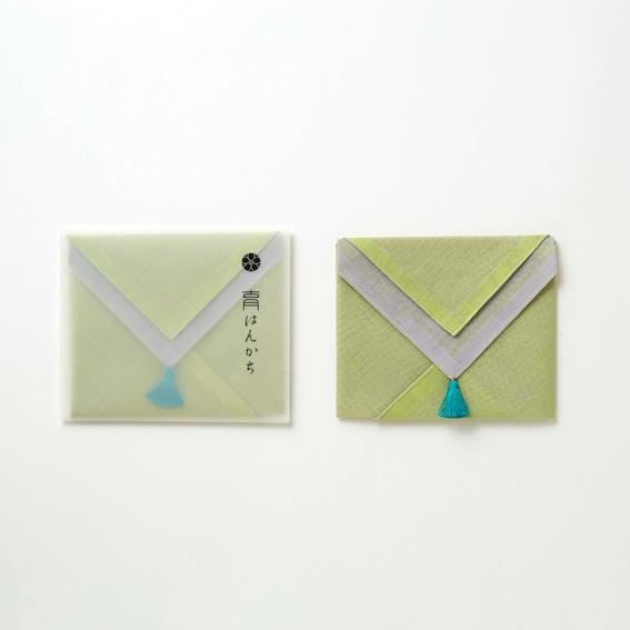 メイド・イン・ジャパンの逸品WDHハンカチ