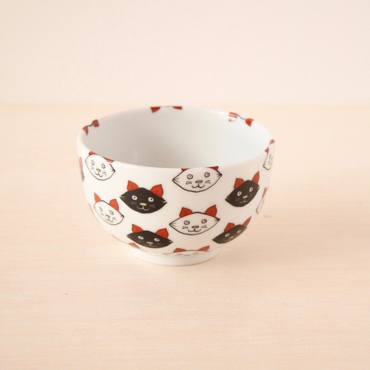 クタニシール TEA茶碗 子猫