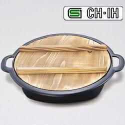 南部鉄器 すき焼き兼用餃子鍋 IH対応