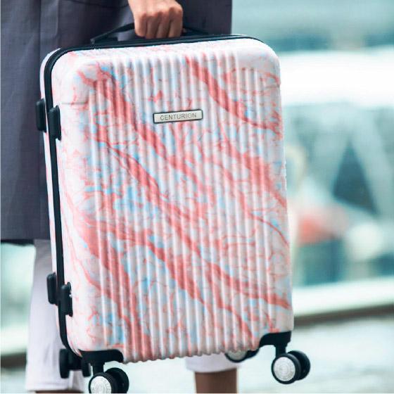 センチュリオン スーツケース ジッパータイプ H05 小