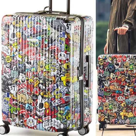 センチュリオン スーツケース ジッパータイプ U11 大
