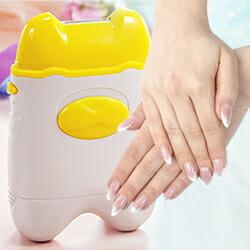 電動爪切り つめきり 爪きり やすり 爪削り 電動ツメ切り ネイルケア