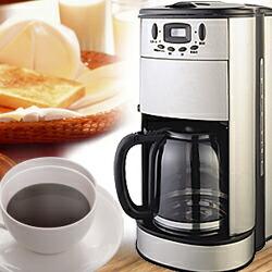 プレリッチカフェ全自動コーヒーメーカー