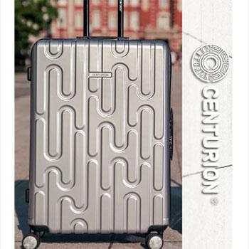 センチュリオン スーツケース ジッパータイプ G-HOU 大?