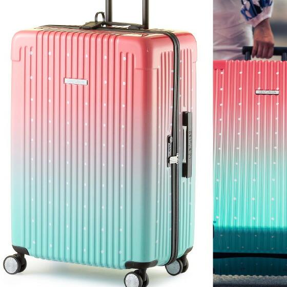 センチュリオン スーツケース ジッパータイプ LGB 大?