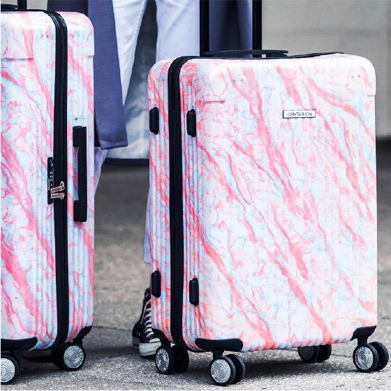 センチュリオン スーツケース ジッパータイプ H05 中