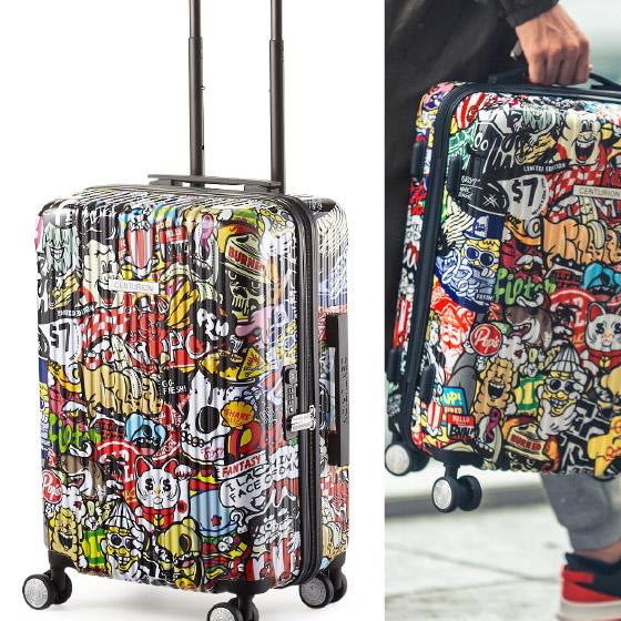 センチュリオン スーツケース ジッパータイプ U11 小