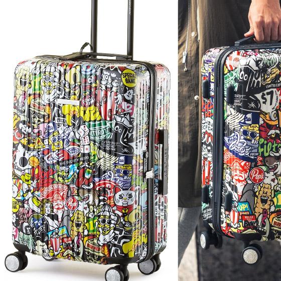 センチュリオン スーツケース ジッパータイプ U11 中