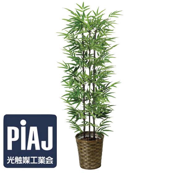 人工観葉植物 黒竹1.35