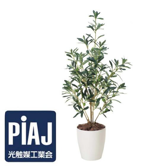人工観葉植物 オリーブ90