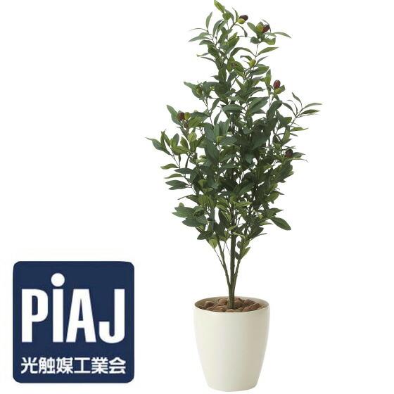 人工観葉植物 オリーブ1.3