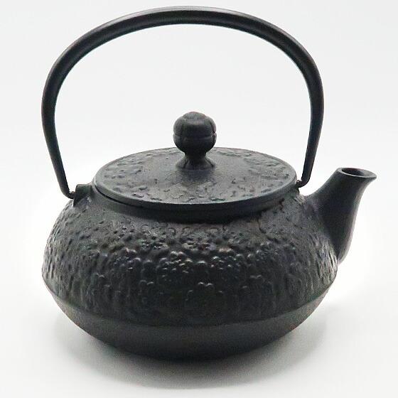 南部鉄瓶 5型サクラ 岩鋳 日本製