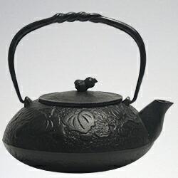 南部鉄瓶 瓢(ひさご黒)0.5L