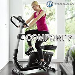 HORIZON ホライズン フィットネスバイク COMFORT7(コンフォートセブン) 『メーカー直送品』【初期不良を除く返品・交換不可】