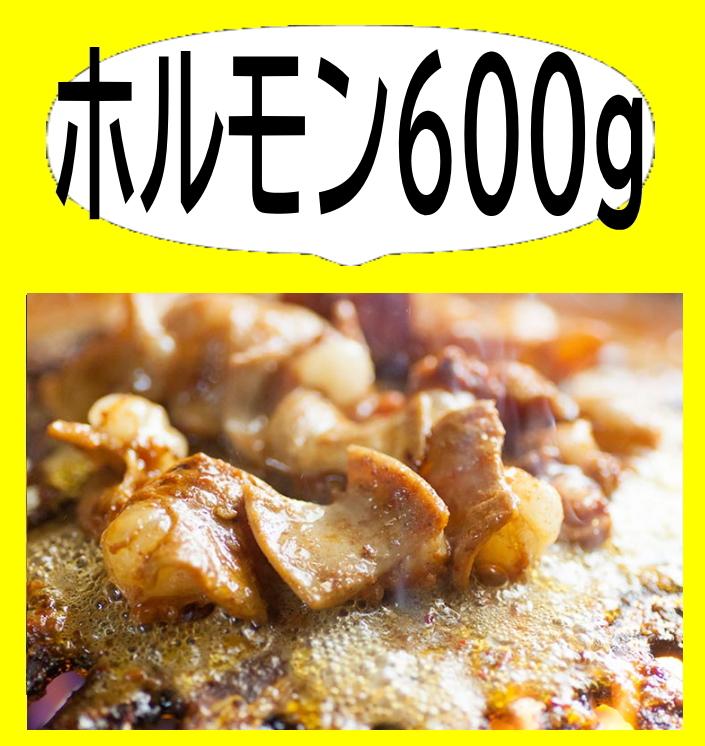 【600g】ホルモン