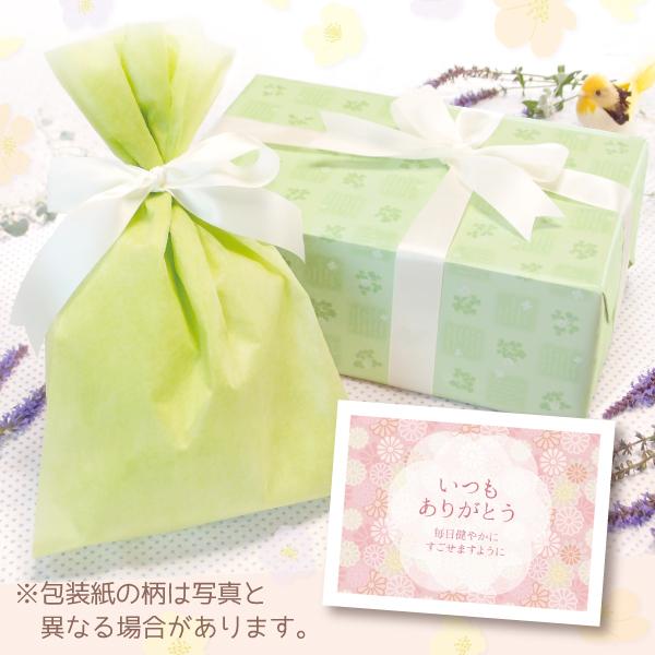 【単品注文不可】無料ラッピング+メッセージカードNo.9「菊(ピンク)」