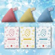 ベビーマグちゃん 3色セット、洗剤がいらない洗濯革命、除菌、消臭、洗浄力、お肌にやさしいお洗濯です。