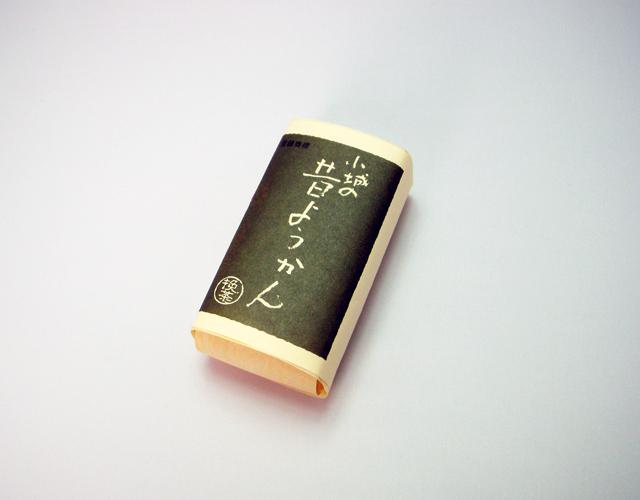 昔ようかん(小) 抹茶 一本詰【八頭司伝吉本舗】小城羊羹 150g×1本