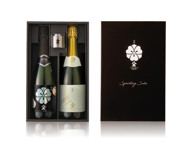 八鹿スパークリング酒セット【YSP-2】