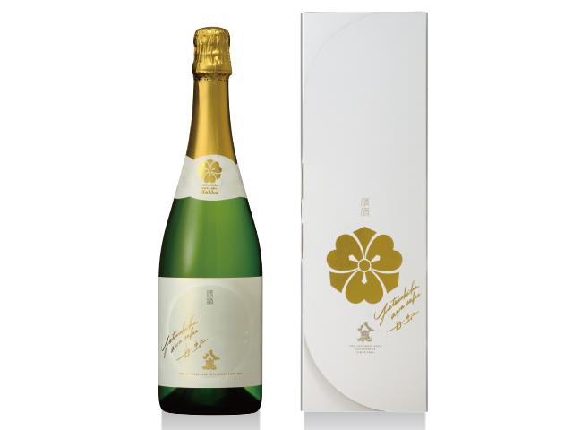 awa酒協会認定酒 【八鹿 awa sake 白虹】 12度 720ml