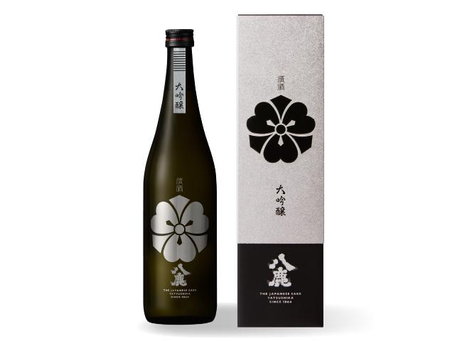 キレの、八鹿 【八鹿大吟醸(銀)】 720ml