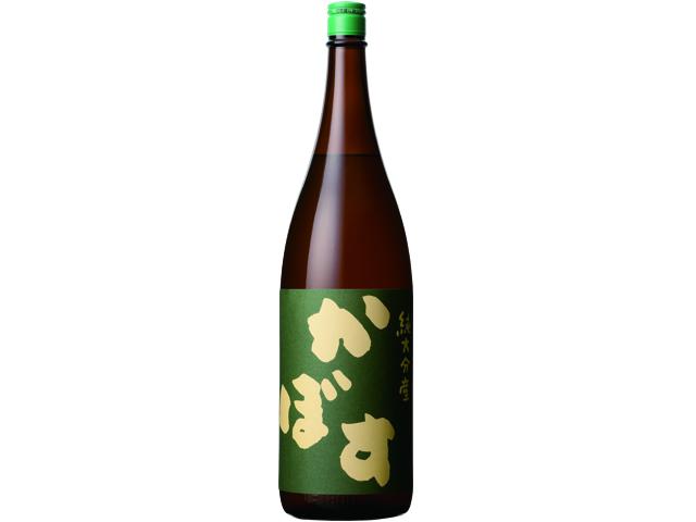 たっぷり嬉しい大容量 【かぼす酒】 1800ml