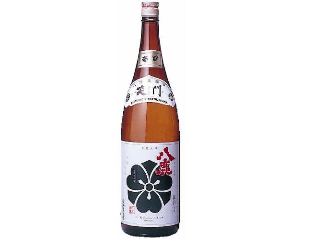 普通酒にして銘酒 【笑門 八鹿 辛口】 1800ml