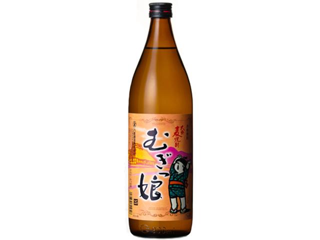 清酒蔵の元祖本格焼酎!【大分むぎっ娘】 25度 900ml