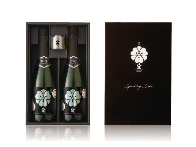 八鹿スパークリング酒セット【YSP-1】