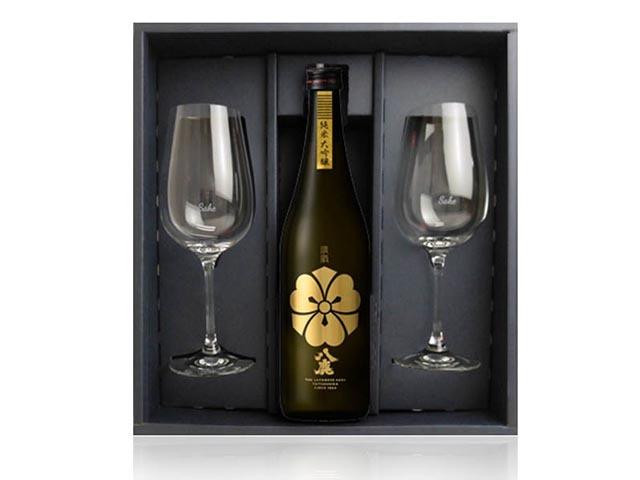 sakeグラスセット