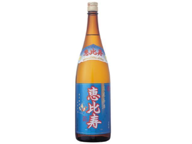 淡麗辛口のスッキリとした味わい 【八鹿 恵比寿】 1800ml