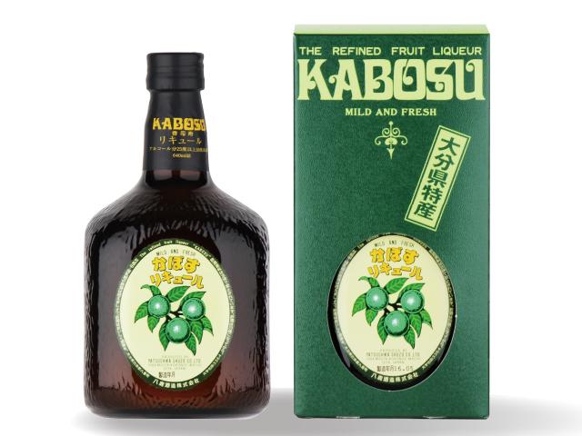 大分特産かぼすの爽やかなお酒 【かぼすリキュール】 640ml