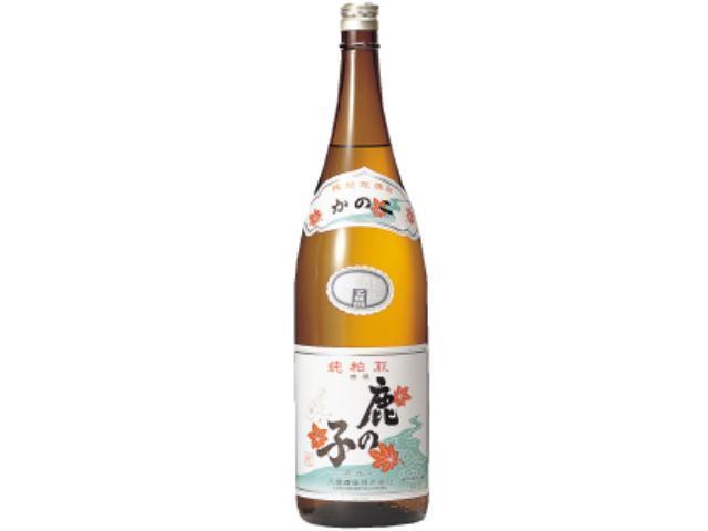 清酒蔵の味わい深い粕取焼酎【鹿の子】 25度 1800ml