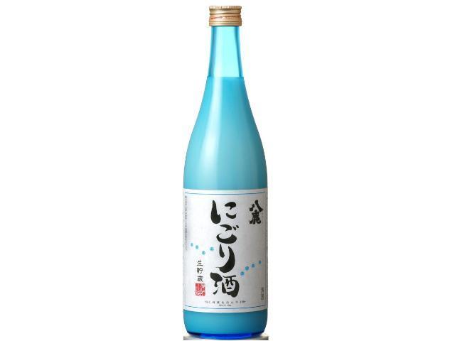 とろりと濃厚なコクと甘さ 【八鹿 にごり酒】 720ml