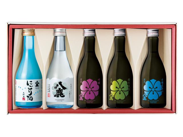 《オンライン限定》 清酒八鹿(新)飲み比べセット300ml