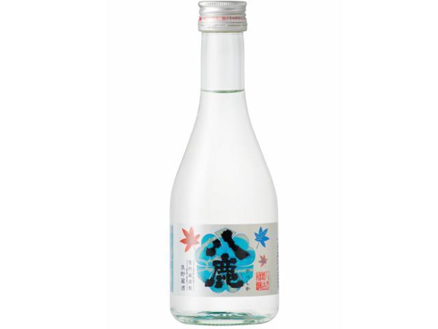 フレッシュ&フルーティな爽快酒 【八鹿 生貯蔵酒】 300ml