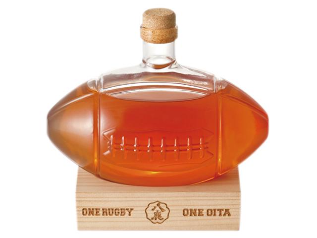 ラグビーボール型ボトル 梅酒 500ml