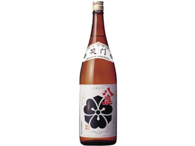 普通酒にして銘酒 【笑門 八鹿】  1800ml