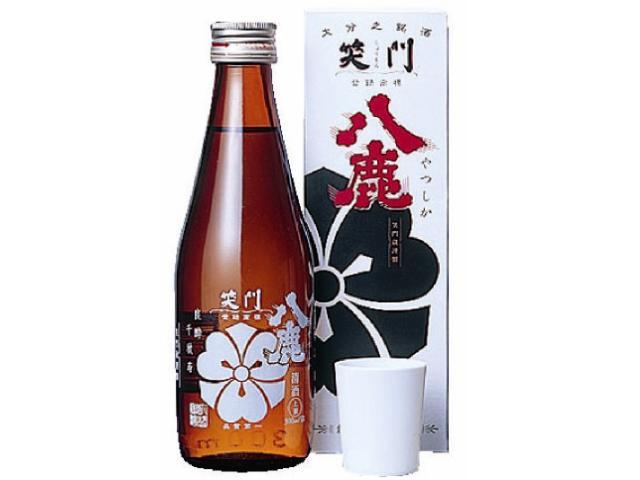 普通酒にして銘酒 【笑門 八鹿】 300ml