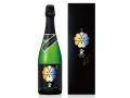 瓶内二次発酵による純米酒のスパークリング 【八鹿スパークリング Niji】 8度 720ml