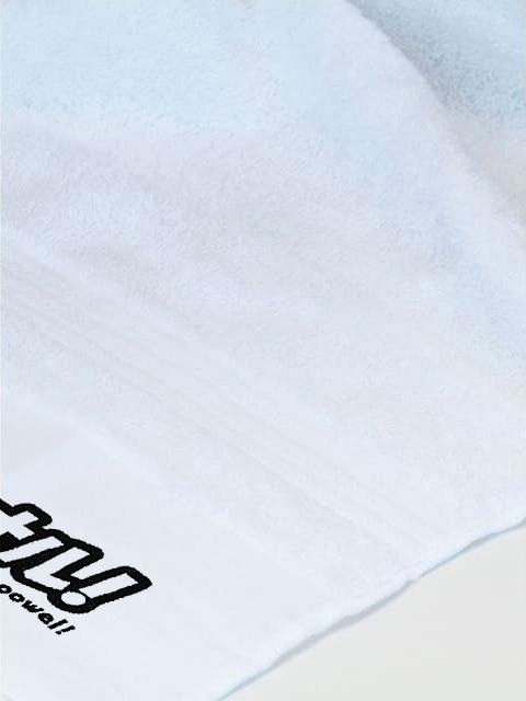 ホワイトタオル 外国製ハイクラス