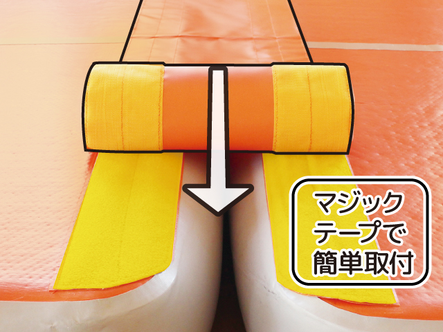 ジョイントマジックテープ(ロング・ショート用)