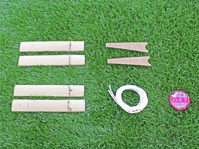 レトロ竹馬組み立てキット 商品画像01